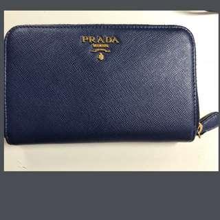 Prada Wallet 99.9% New