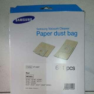 Samsung 吸塵器吸塵袋(全新)