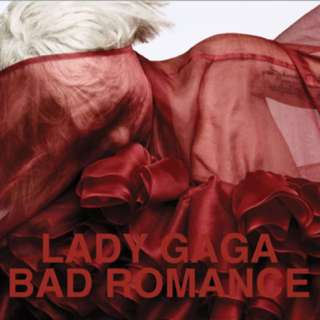 LADY GAGA 'Bad Romance' Picture 7""