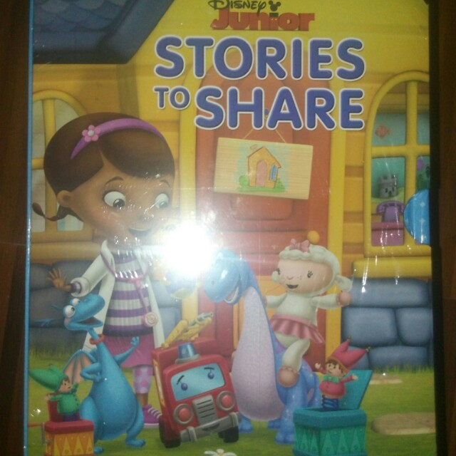 12-book set.  Disney Junior: Stories to Share