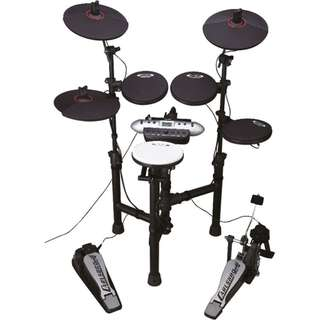 Carlsbro CSD130 Electronic Drum Set with free stool