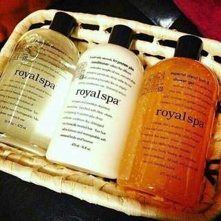 Royal Spa Kits