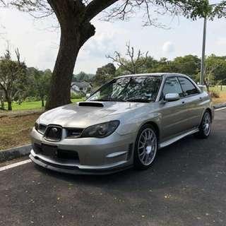 Subaru Impreza S204 - 117/600