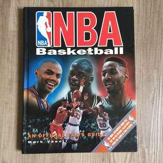 NBA fan's book