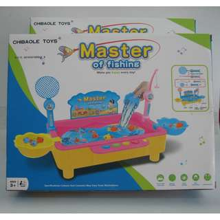 Mainan Anak Pancingan Master Of Fishing 221
