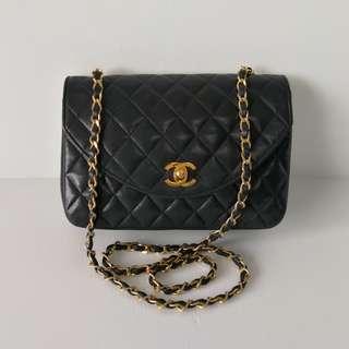 Authentic Chanel Curve Bag