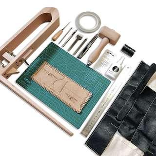 Leather Tools Set