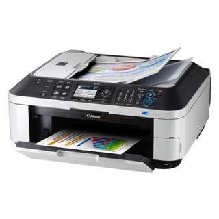 Canon Pixma MS 357 All in one: Printer/Scanner/Copy/Fax