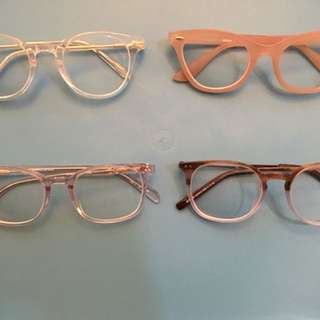 Fashionable specs