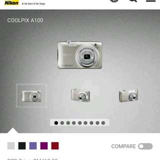 Nikon Coolpix a100 20MP