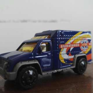 Matchbox Ambulance