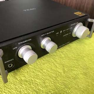TEAC AI-101DA DAC with integrated amplifier