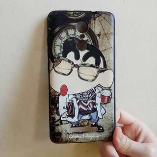 紅米Note 3 電話殼 蠟筆小新 (九成新)