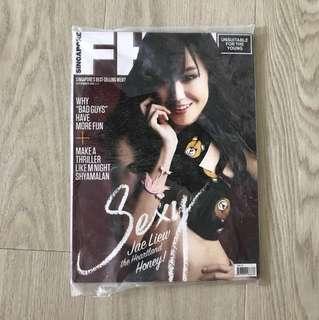 FHM Singapore last issue