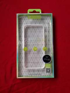 CLEAR CASE FOR IP 5/5S/5SE
