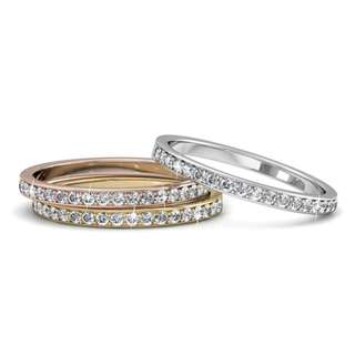 Trinity Ring - Crystals from Swarovski