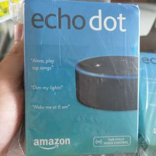 Echo Dot (2nd Gen) Amazon voice smart home