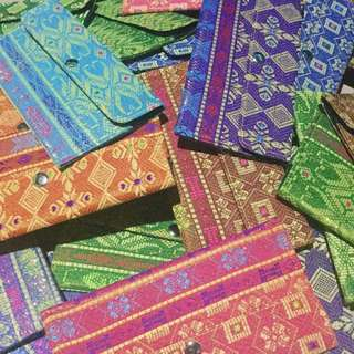 Aztec wallets on hand