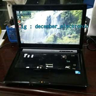 Laptop Zyrex 4615D Ram 2GB minus keyboard