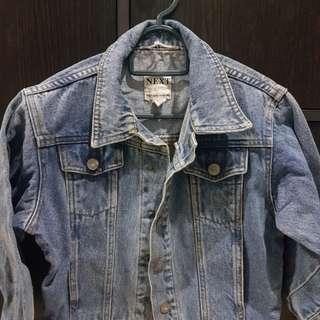 Jacket Jean NEXT 5y