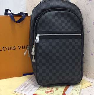 Louis vuitton back pack authentic quality