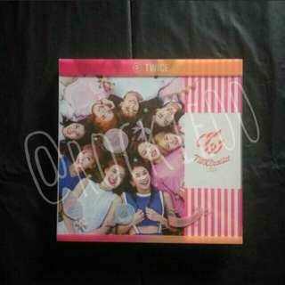 [TWICE] Twicecoaster : Lane 1 Album