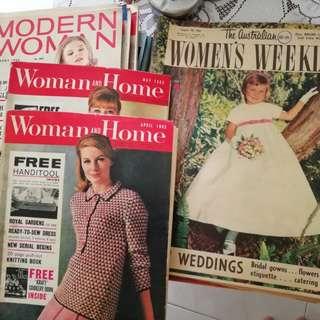 Magazines 1961-1965