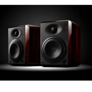Swan / HiVi H5 bookshelf speakers