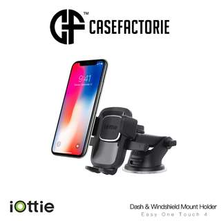 iOttie Easy One Touch 4 Dash & Windshield Mount Holder for Mobile Devices
