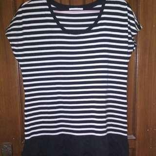 Uniqlo Stripe Dress