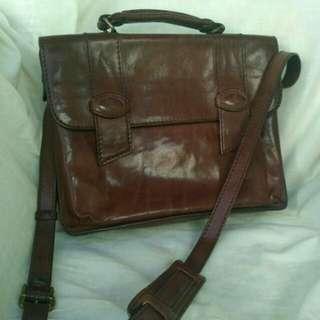 Bonia Vintage Postman Bag