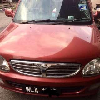 2003 Perodua Kelisa 1.0 EZ (A)