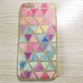 iPhone 6/6s 水彩花紋手機殼