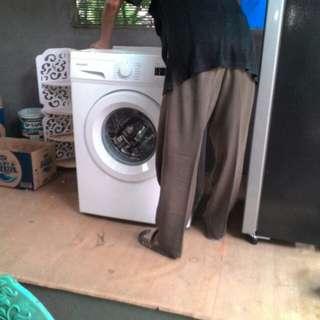 Jasa Servis mesin cuci All type