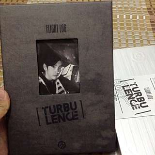 GOT7 TURBULENCE ALBUM(Jinyoung)