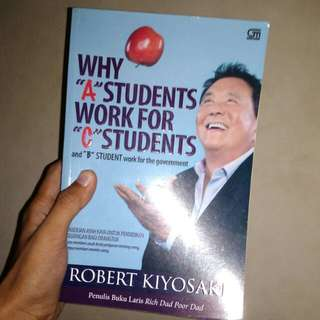"Why ""A"" students work for ""C"" students and ""B"" students work for government"