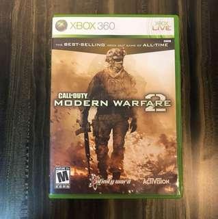 Call of Duty: Modern Warfare 2 & 3
