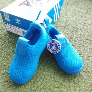 Adidas Stan Smith Blue Sneakers