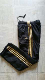 Adidas Track Pants with side pockets