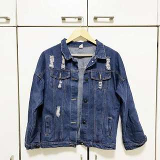 Denim Jacket (NEVER WORN!)