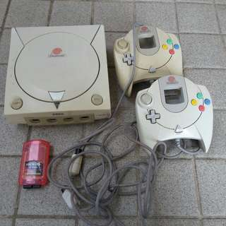 DREAMCAST TV GAME PLAYER