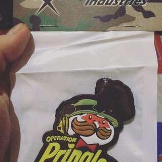 Patch Operation Pringles
