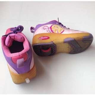 Sepatu Roda Barbie size 30