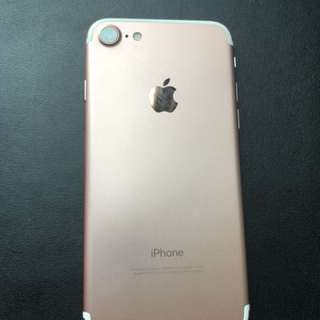 iPhone 7 32gb pink 玫瑰金