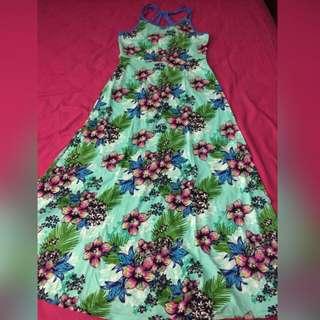 Long Dress Flower
