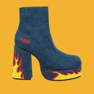 UNIF Stax Platform Boots