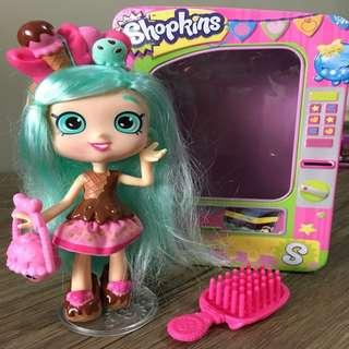 Shopkins Peppa-Mint Doll