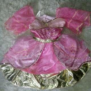 Barbie costume 4-6 yrs old