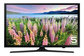 Samsung UA49J5200 49'' Full HD Smart TV. 3 Years Local Warranty by Samsung. PSB Safety Mark Approved.