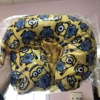 Minions 頸枕